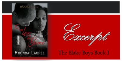 For the Love of the Game Excerpt Banner2