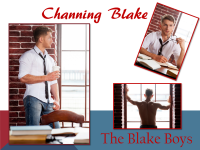 Channing Blake Banner