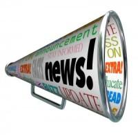 News! Announcements!