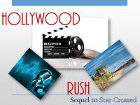 Hollywood Rush Banner