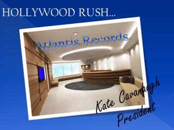Hollywood Rush Banner 3