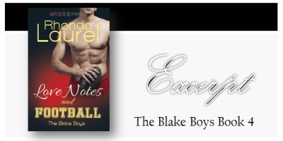 Love Notes and Football Excerpt Banner 2