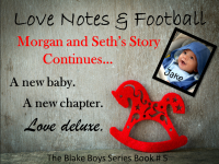 Love Notes and Football Excerpt Banner