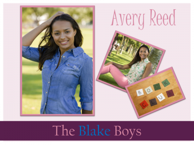 Avery Reed Banner