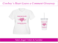 Cowboys Heart Leave a Comment Giveaway Banner