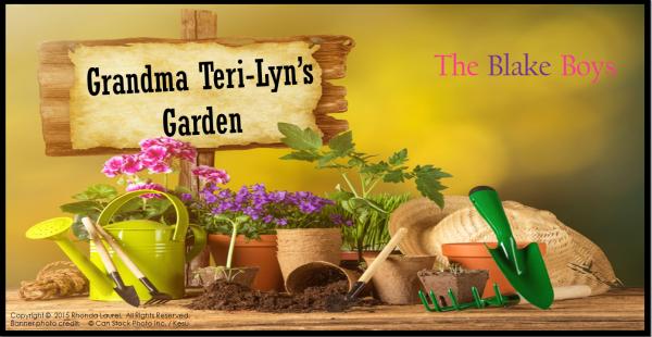 Grandma Garden Banner 3A