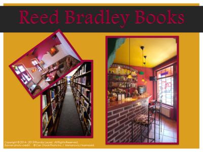 Reed Bradley Books Banner