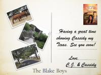 The Blake Boys Book Travels Texas2