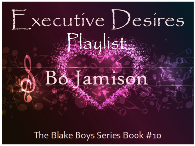 Bo Jamison Playlist Banner