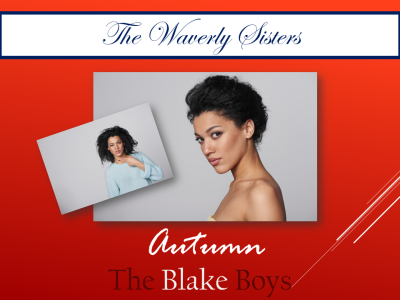 Waverly Sisters - Autumn Banner