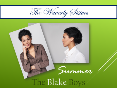 Waverly Sisters - Summer Banner