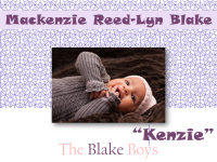 Mackenzie Blake Banner
