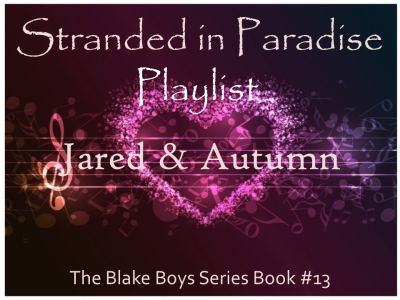 Jared and Autumn Playlist Banner
