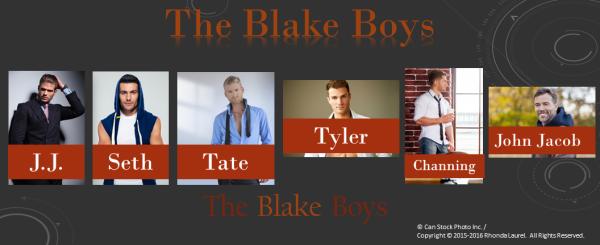 Blake Boys Banner