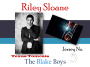 Character Profile: Riley Sloane (The Blake Boys Series) – Updated