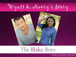 Wyatt Avery Story Banner